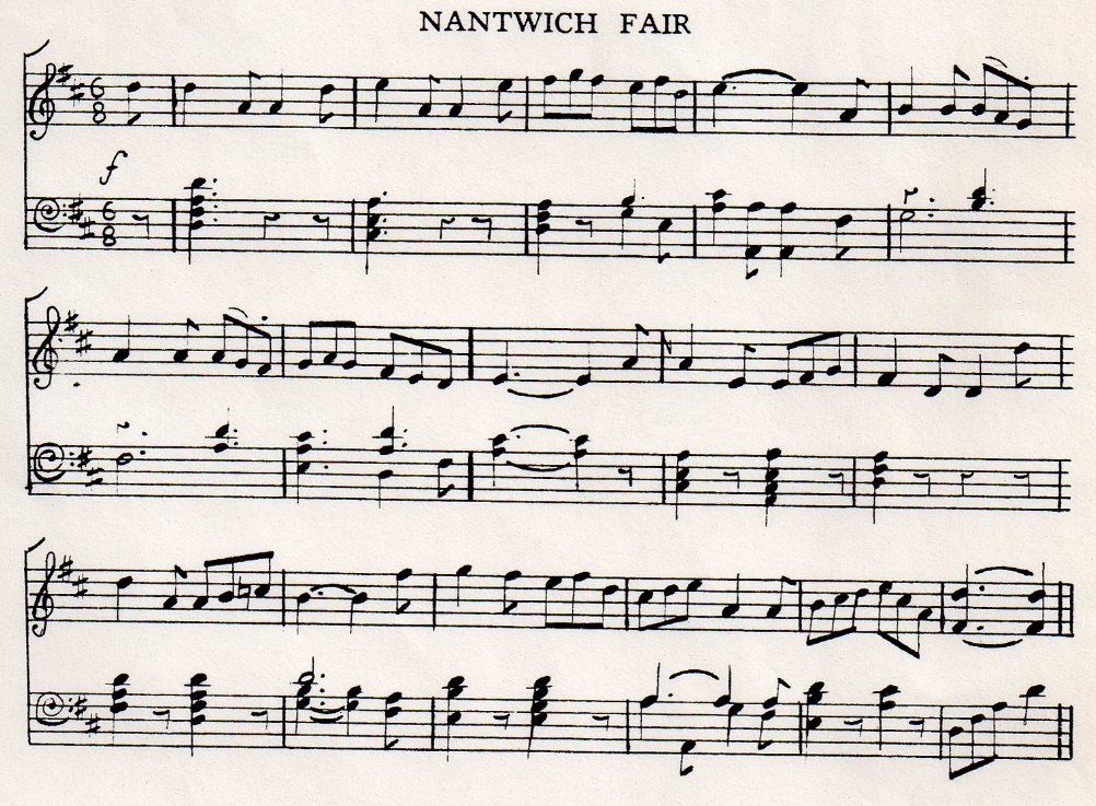 Nantwich Fair Music