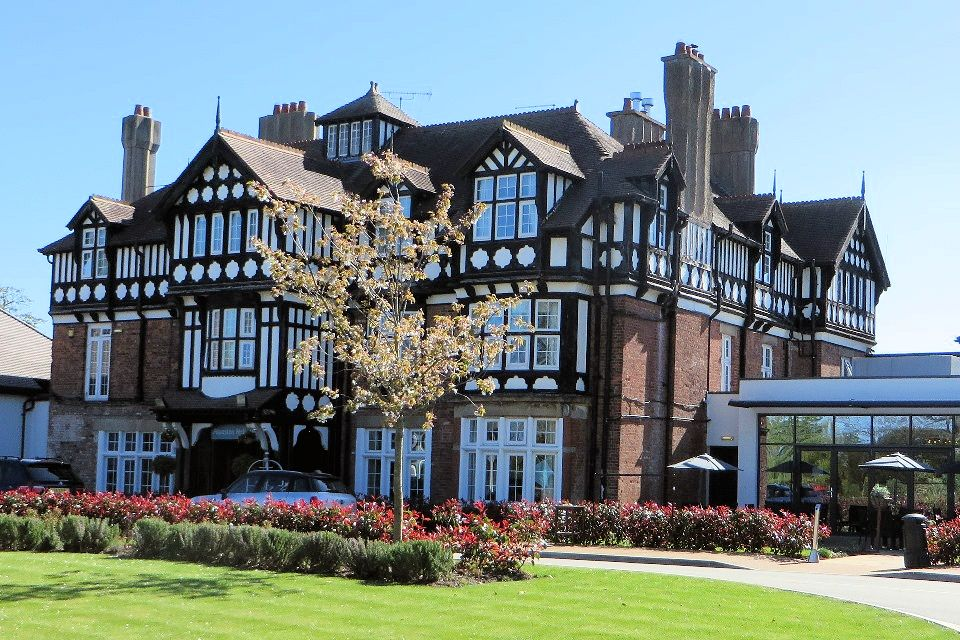 The Lodge Hotel Hall Green