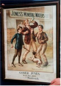 Gomer Jones poster