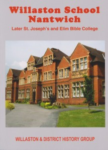 Willaston School Book