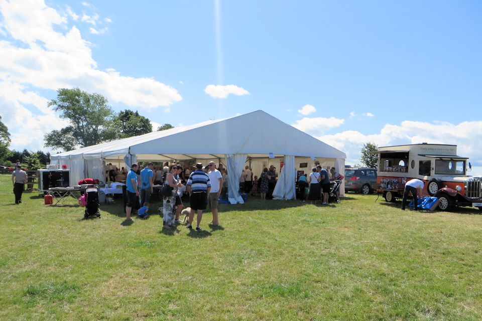 The Marquee at Cheerbrook