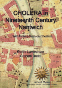 Cholera in Nineteenth Century Nantwich
