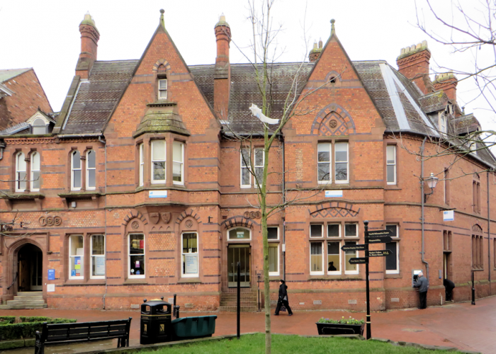 Manchester and Liverpool District Bank Nantwich