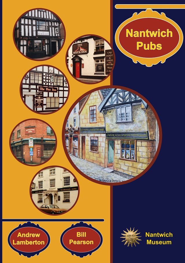 Nantwich Pubs Front Cover