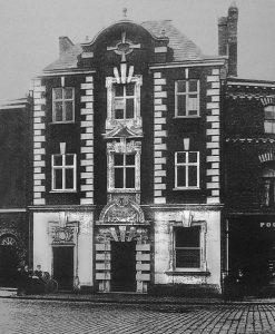 Parrs Bank Nantwich enhanced by John Hickson